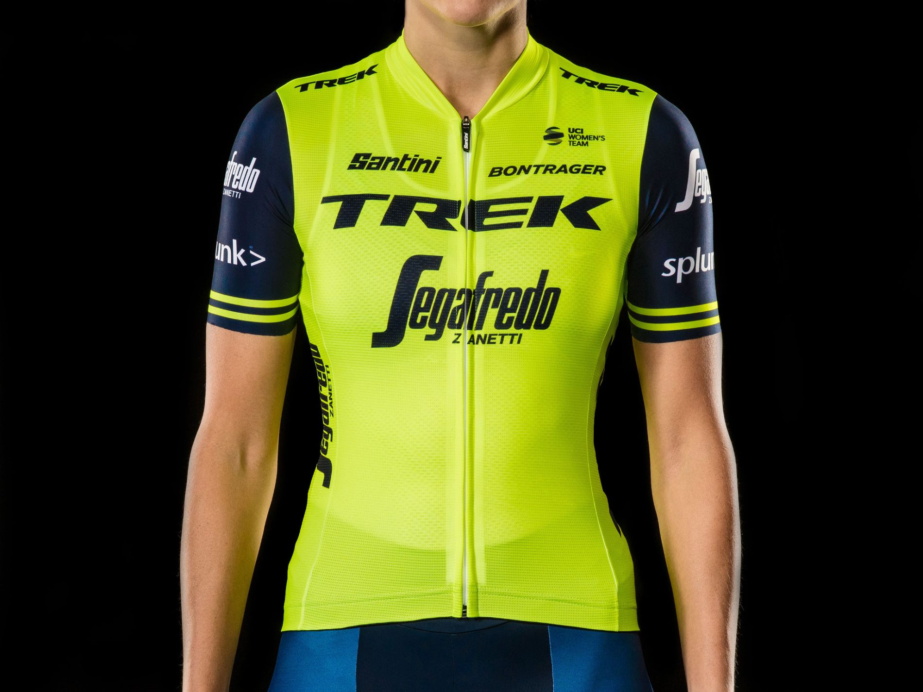 Trek-Segafredo women's training jersey