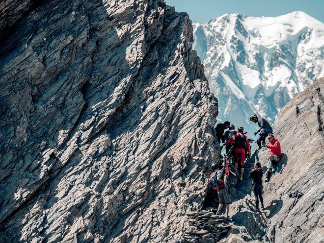 E-Mountainbike, Tour du Mont Blanc, Freerideworldtour, Verbier, Bosch