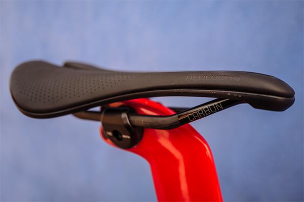 Bontrager Aeolus Pro Bike Saddle