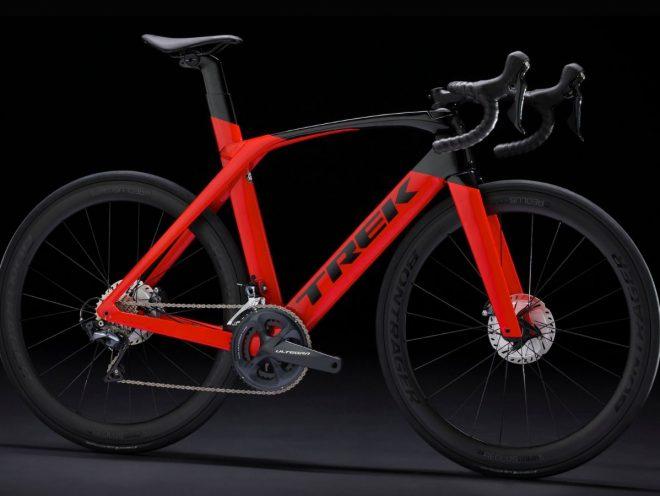Retrato de bicileta Madone SL6 2021
