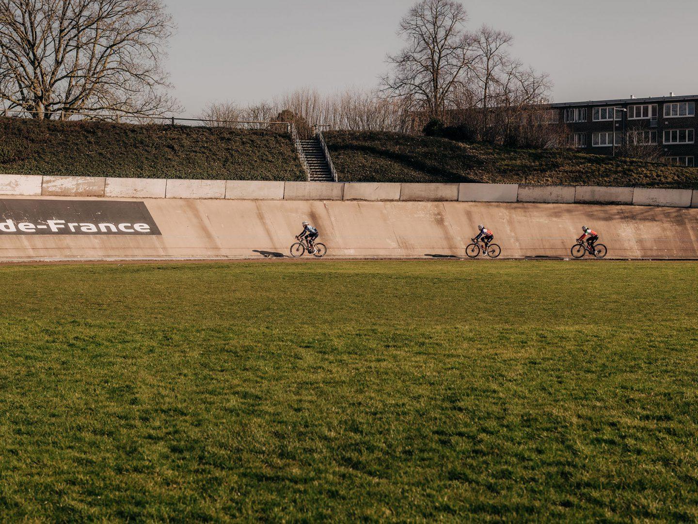 Velodrome Parijs Roubaix
