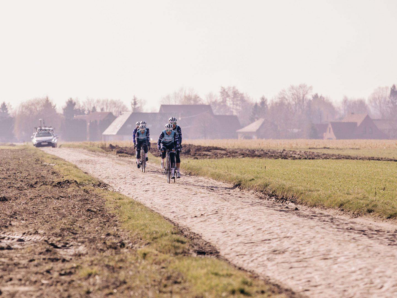 Parijs Roubaix parcours