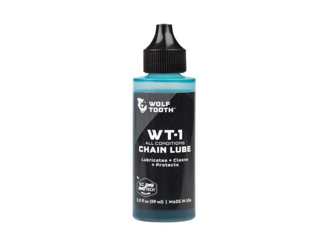 bottle of bicycle lubrication