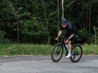 le cycliste tricolore